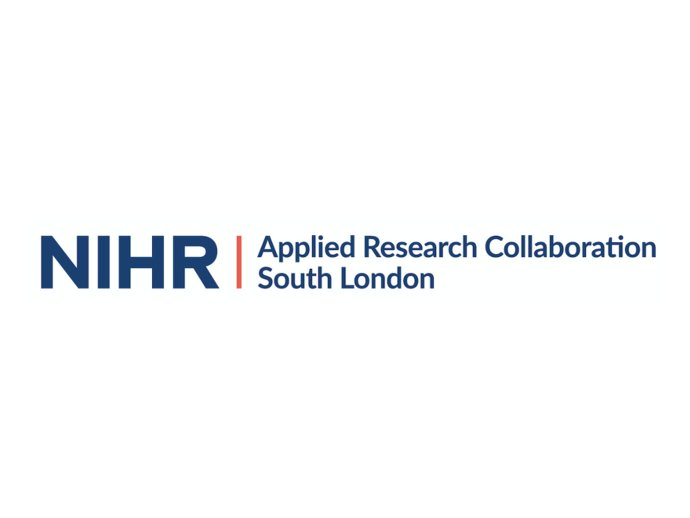 NIHR Applied research collaboration south london Logo