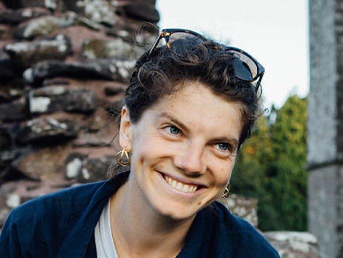 Photo of Dr Charlotte Kühlbrandt