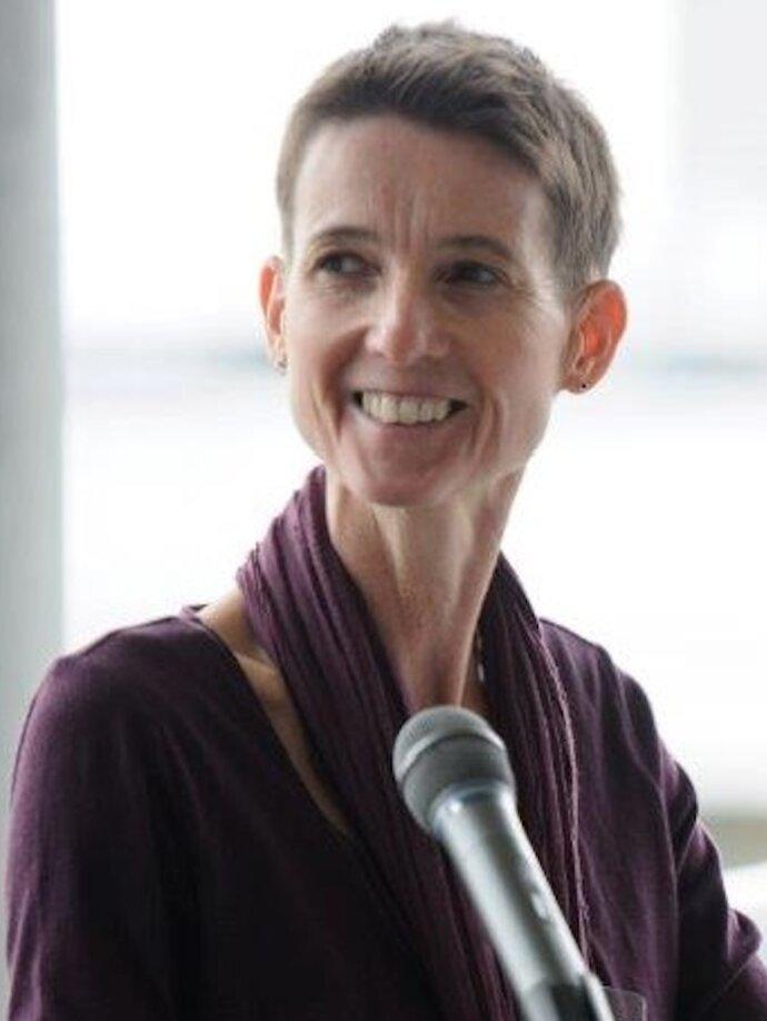 Photograph of Professor Jo Neale