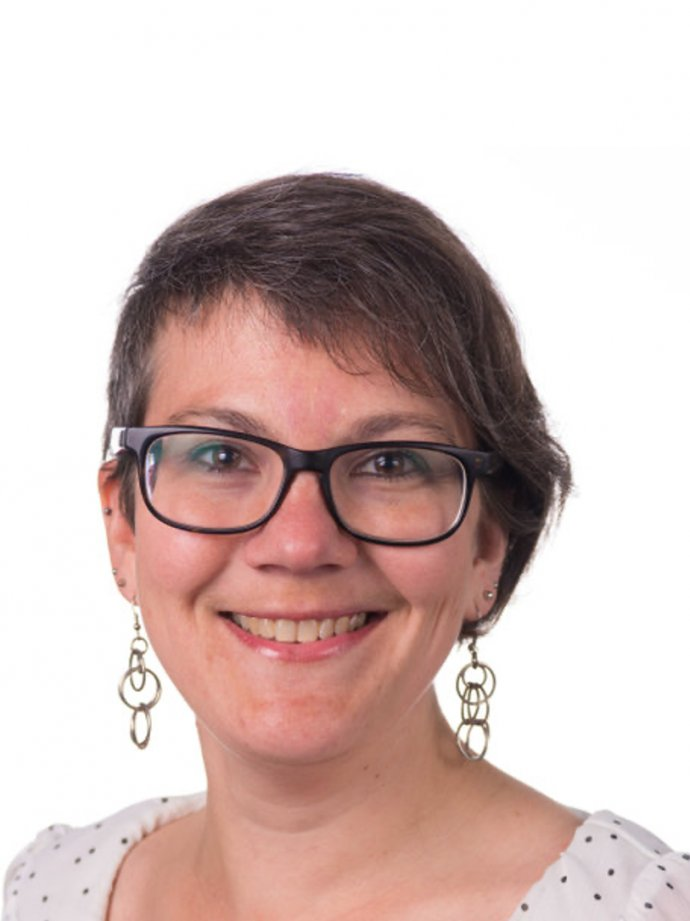 Photo of Dr Hanna Keinzler