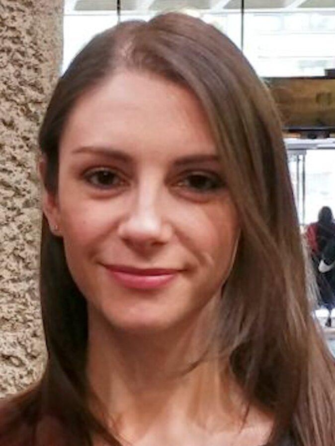Photo of Catherine McCombie