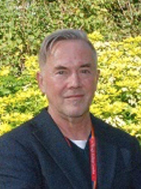 Photo of Professor Christopher McKevitt
